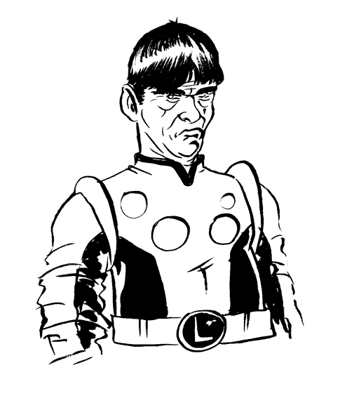 616. Cosmic Boy