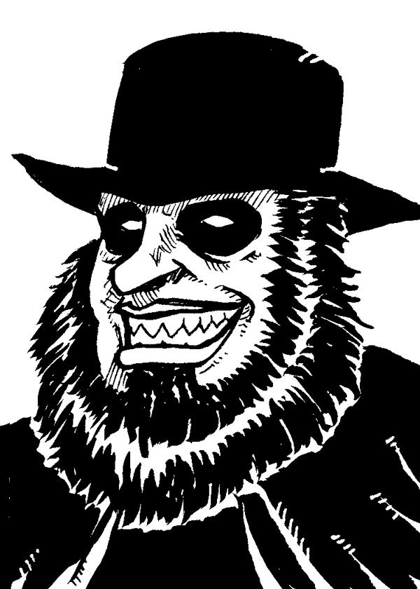 617. Dr. Creep