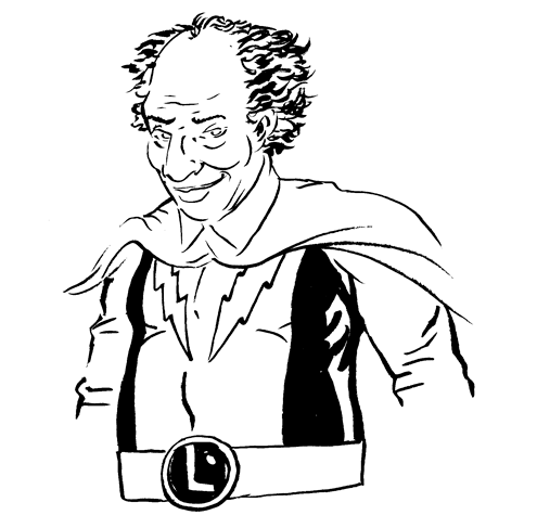 617. Lightning Lad