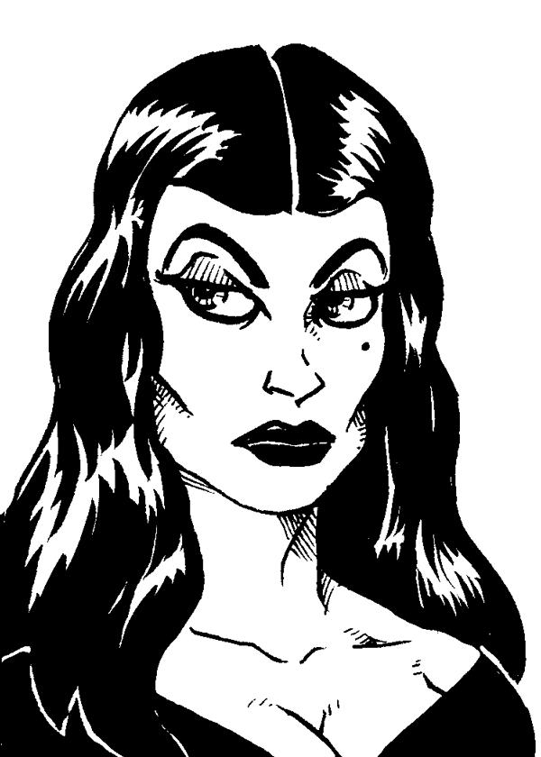 618. Vampira