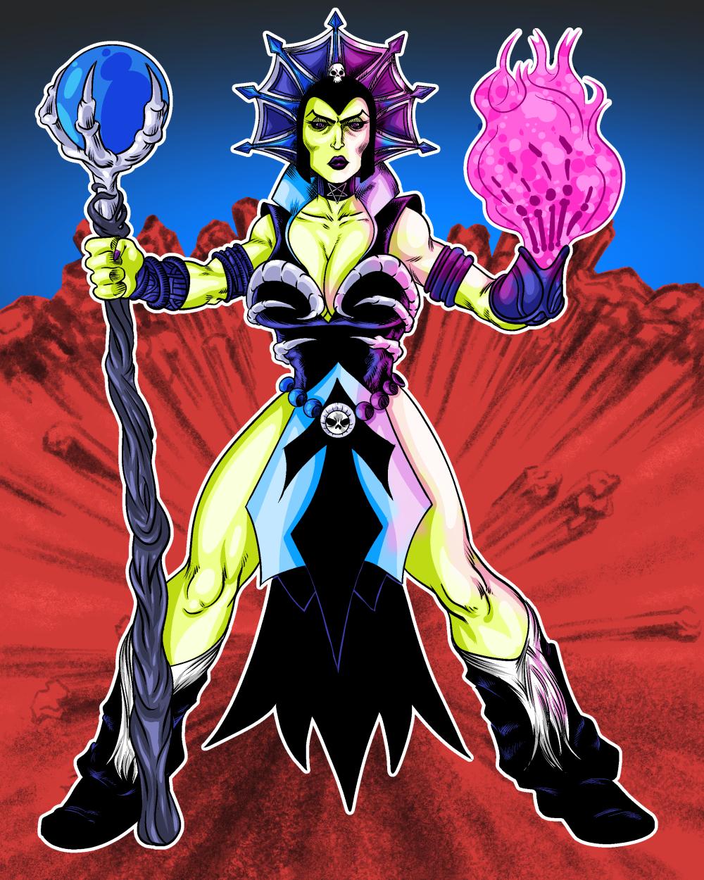 10. Evil-Lyn