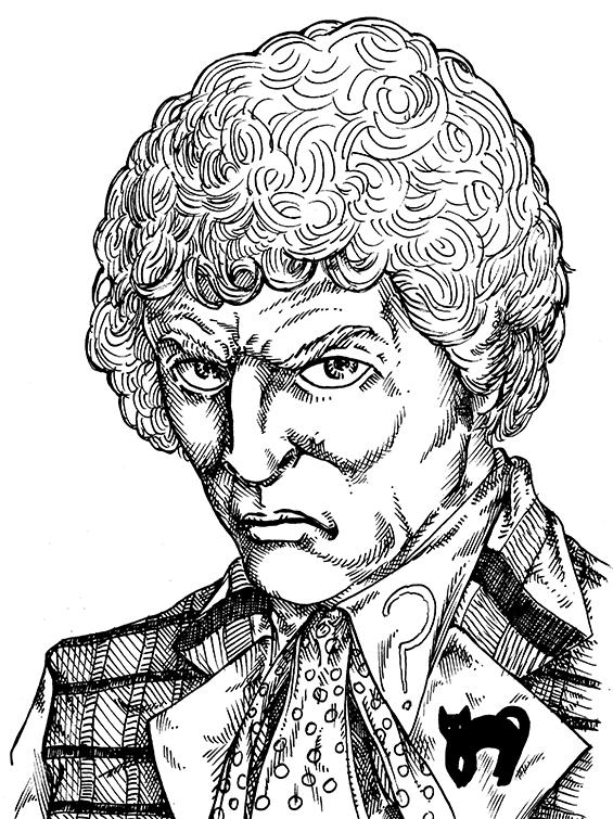 253. Sixth Doctor