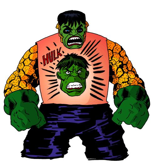 619. Hulk