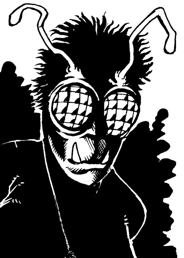 624. The Wasp Woman