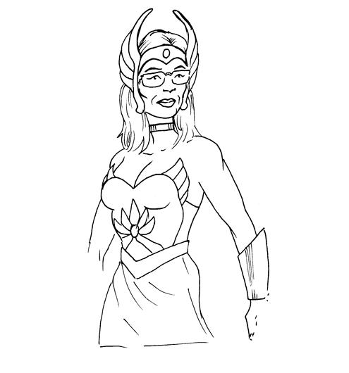 627. She-Ra