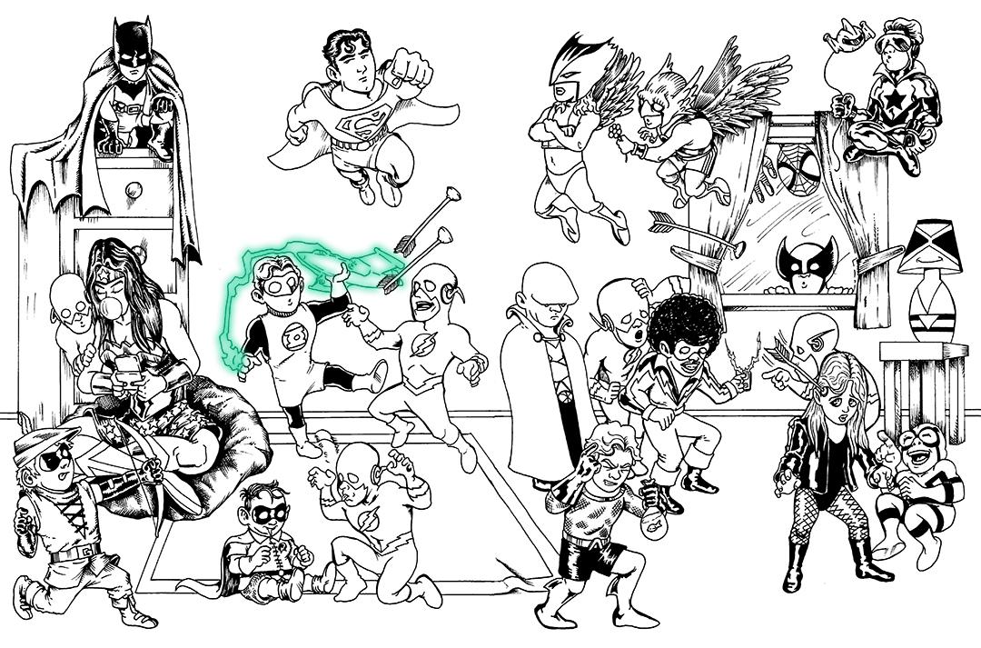 264. DC Kids