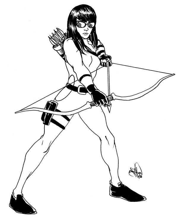 1360. Hawkeye