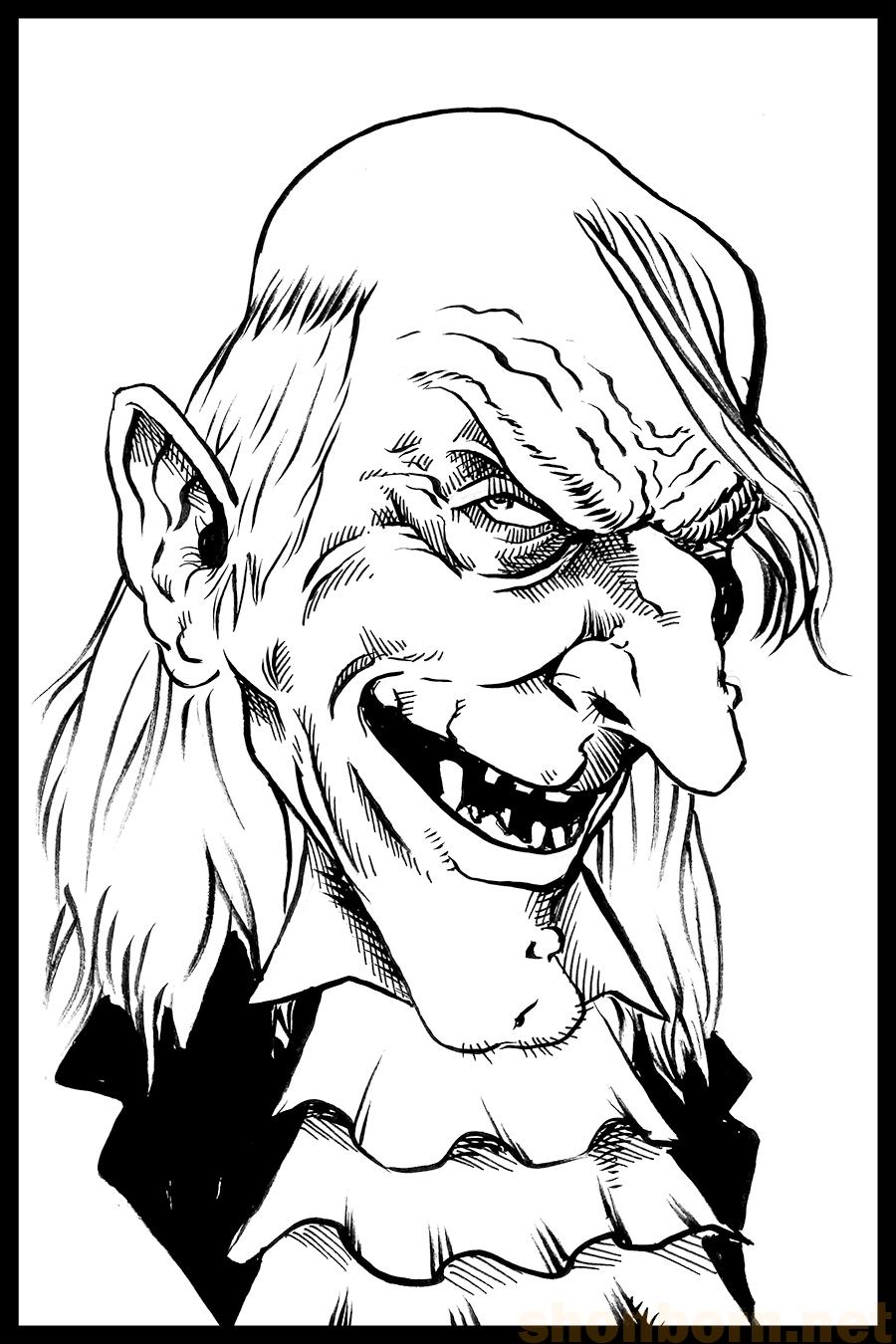 22. Uncle Creepy