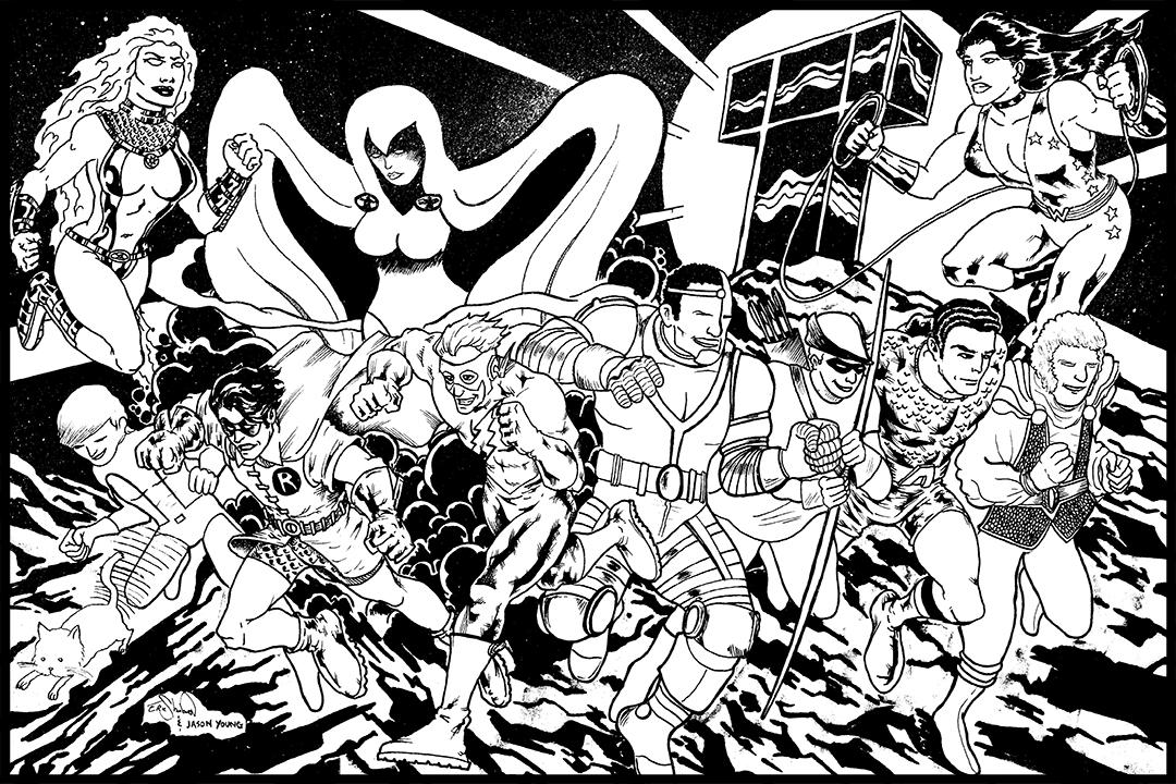 265. New Teen Titans