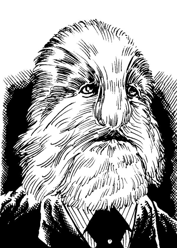 631. Lionel, the Lion-Faced Man