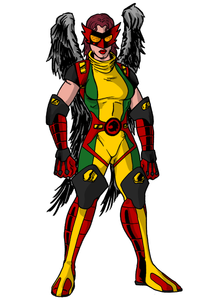 268. Hawkwoman