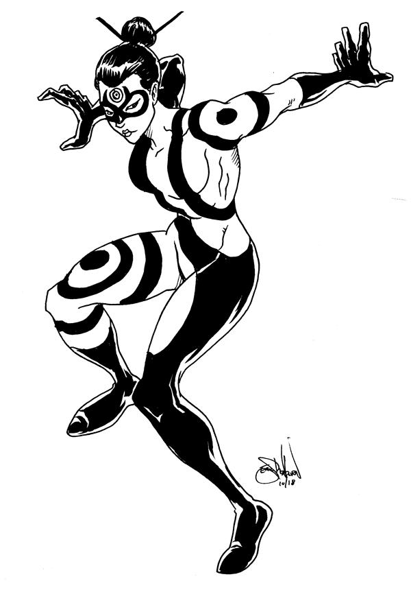 1364. Lady Bullseye
