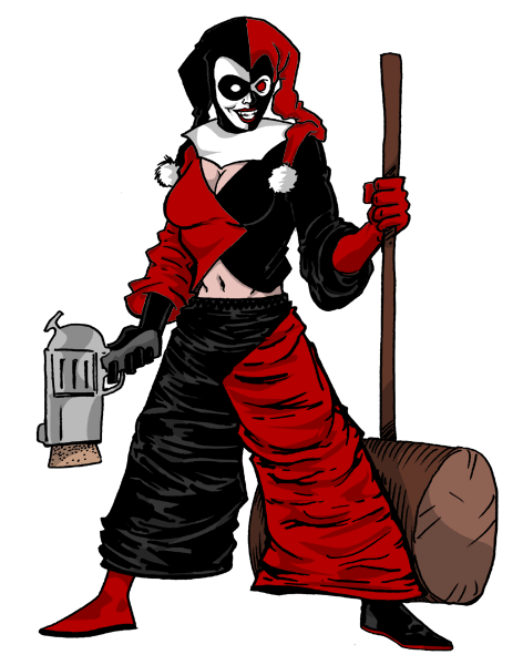 269. Harley Quinn