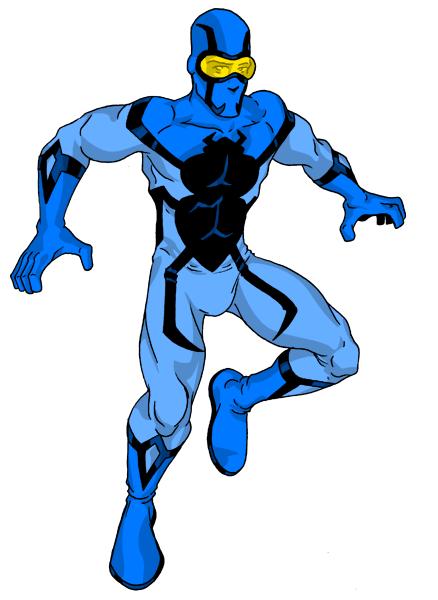 270. Blue Beetle
