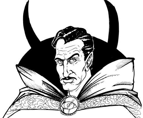 635. Dr. Strange