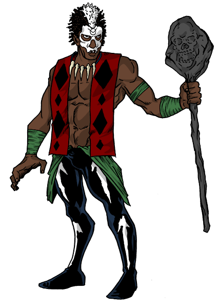 271 Brother Voodoo Shonborn S Art Blog