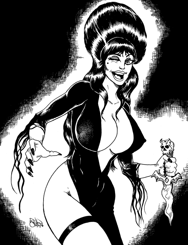 1369. Elvira, Mistress of the Dark