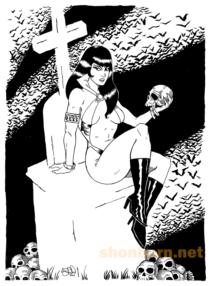31. Vampirella