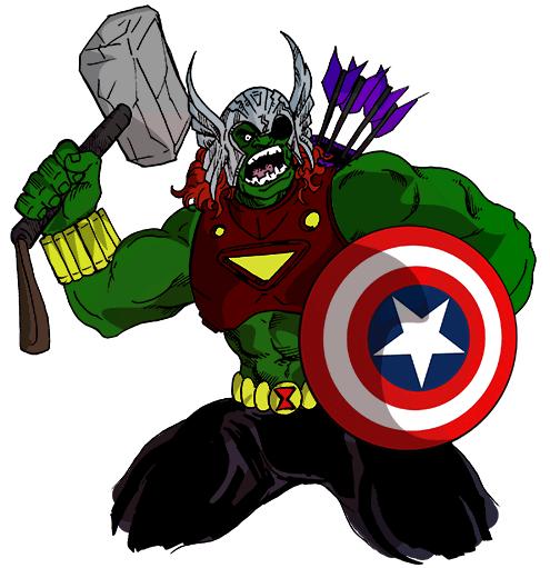 275. The Avengers