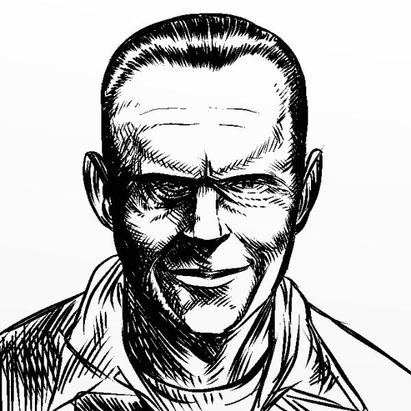1380. Hannibal Lecter