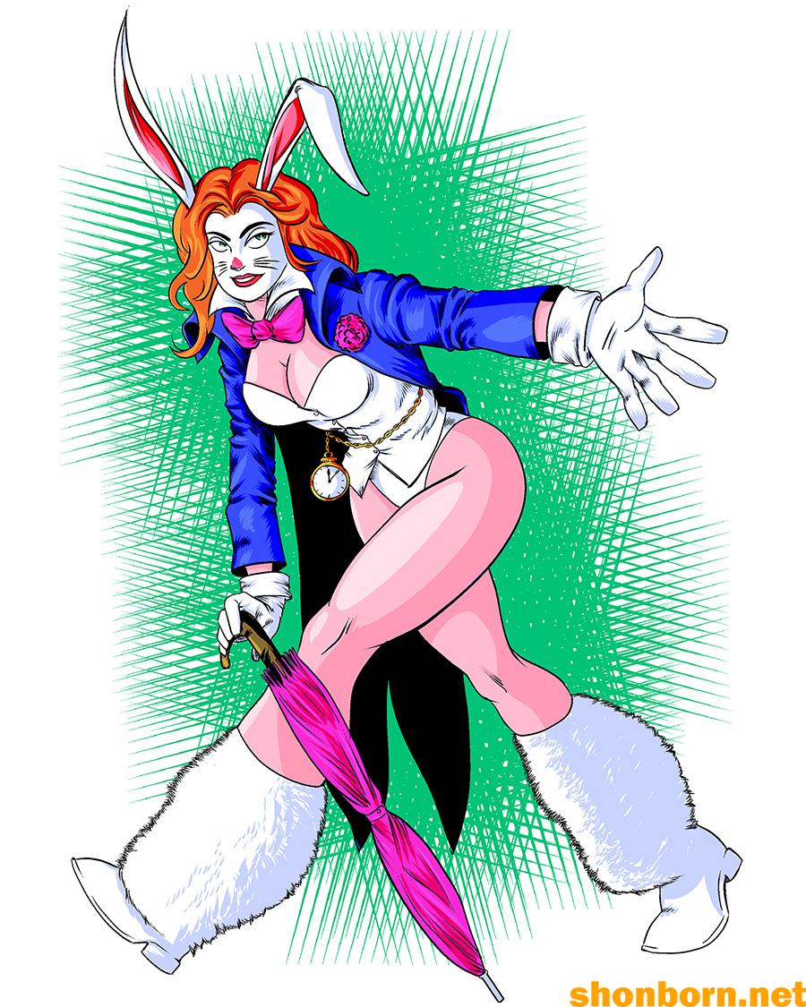 46. White Rabbit