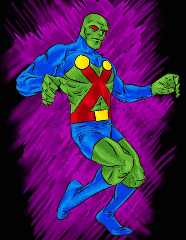 1385. Martian Manhunter