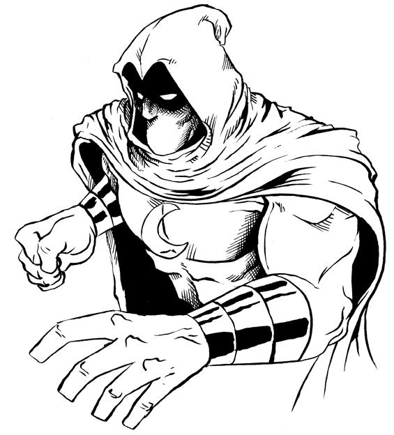 290. Moon Knight
