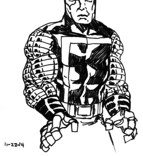 661. Colossus