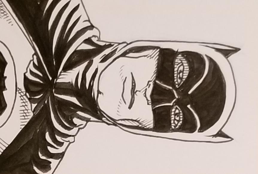 1393. Batman