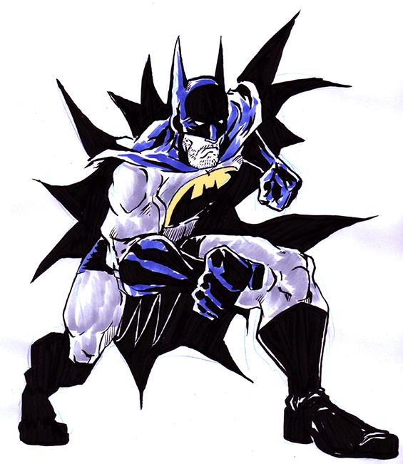302. Batman