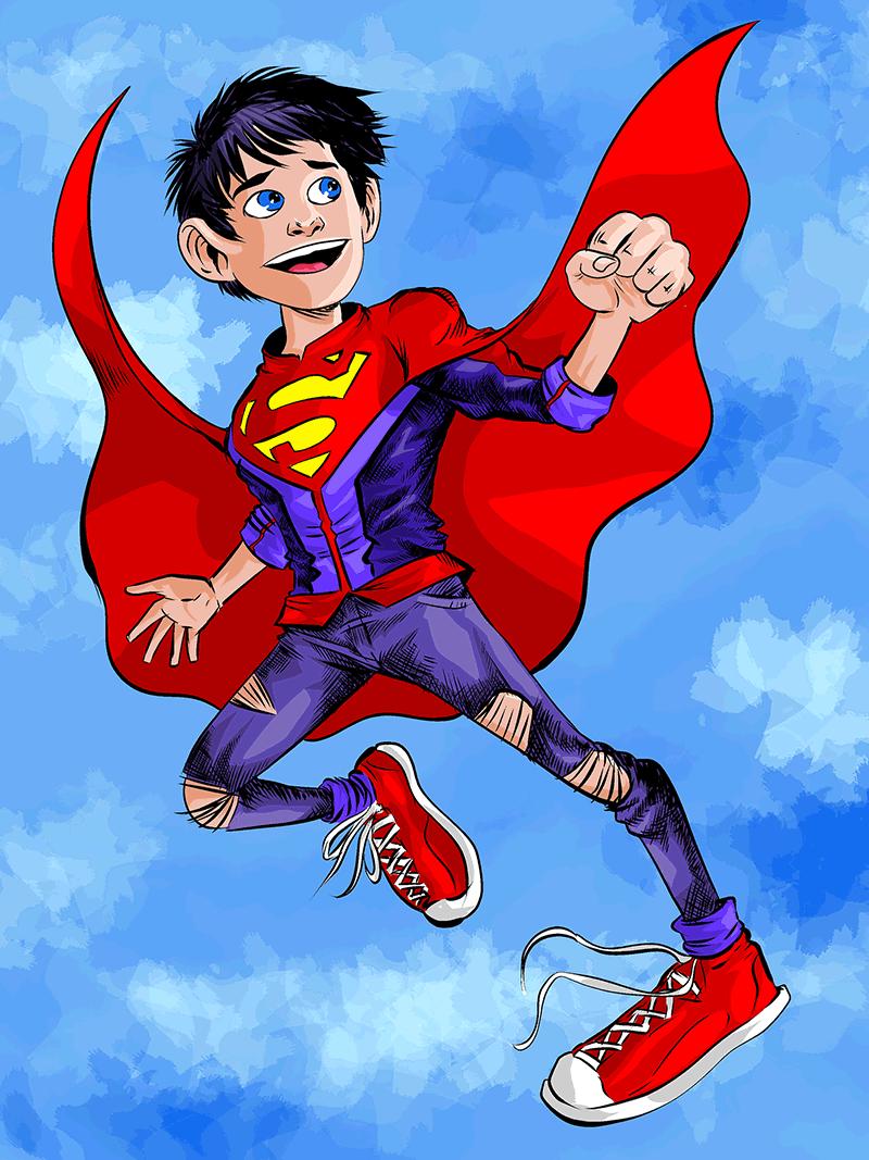 1402. Superboy