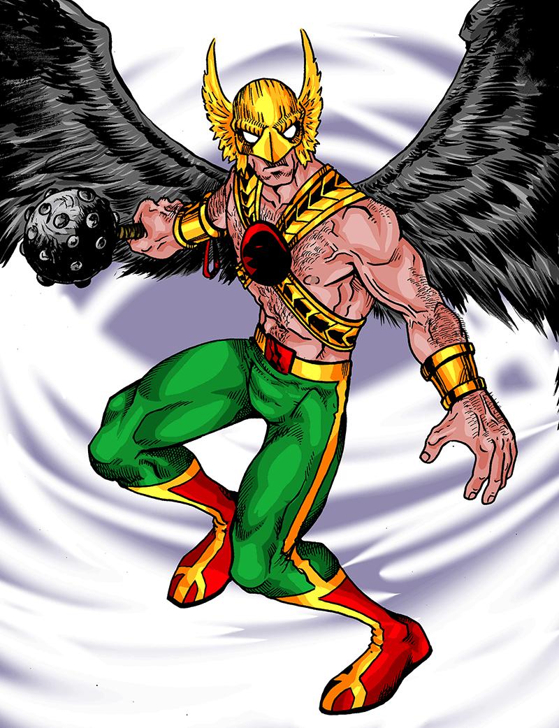 1403. Hawkman