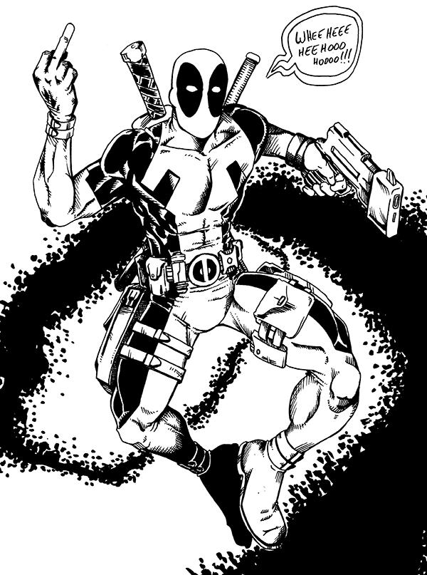 677. Deadpool