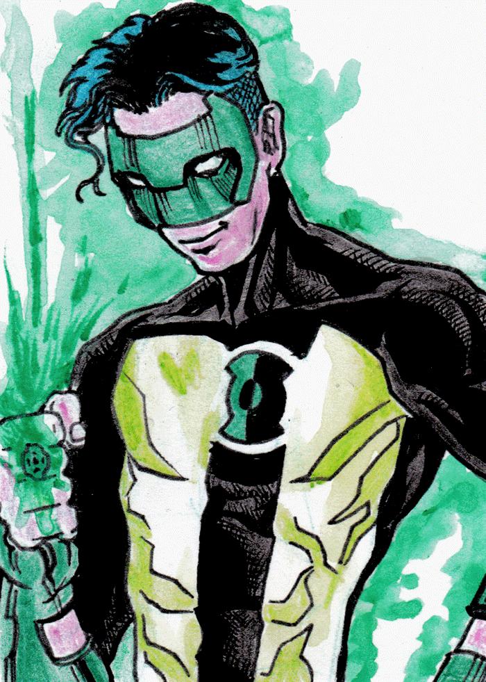 1415. Green Lantern