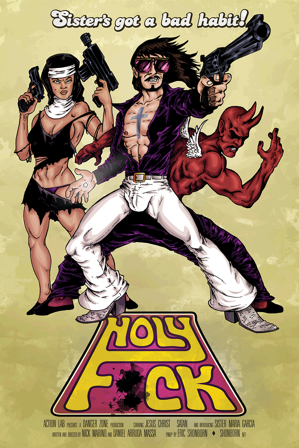 Holy F*ck #3: On sale this week!