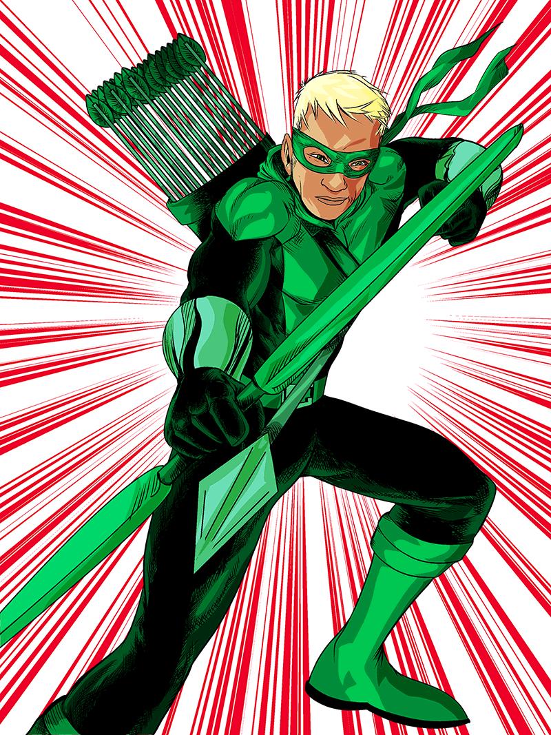 1418. Green Arrow