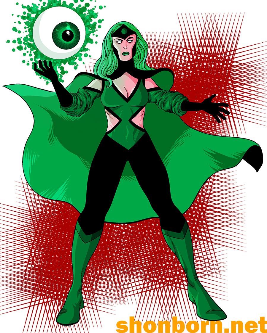 81. Emerald Empress