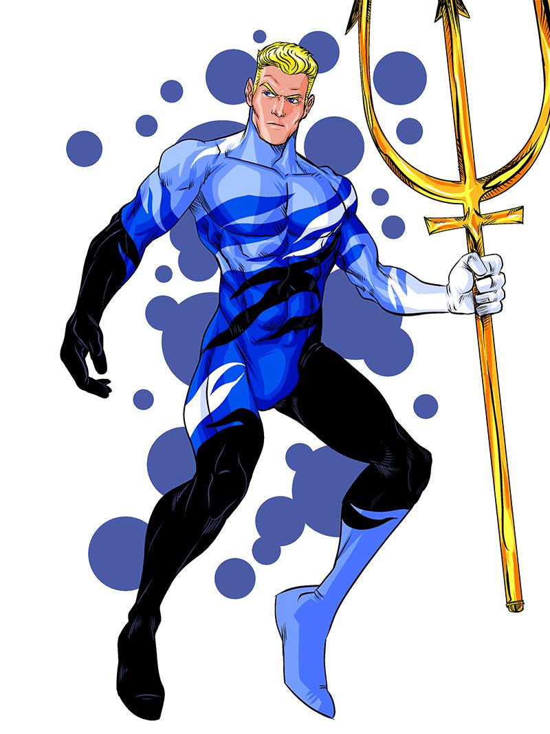 1420. Aquaman