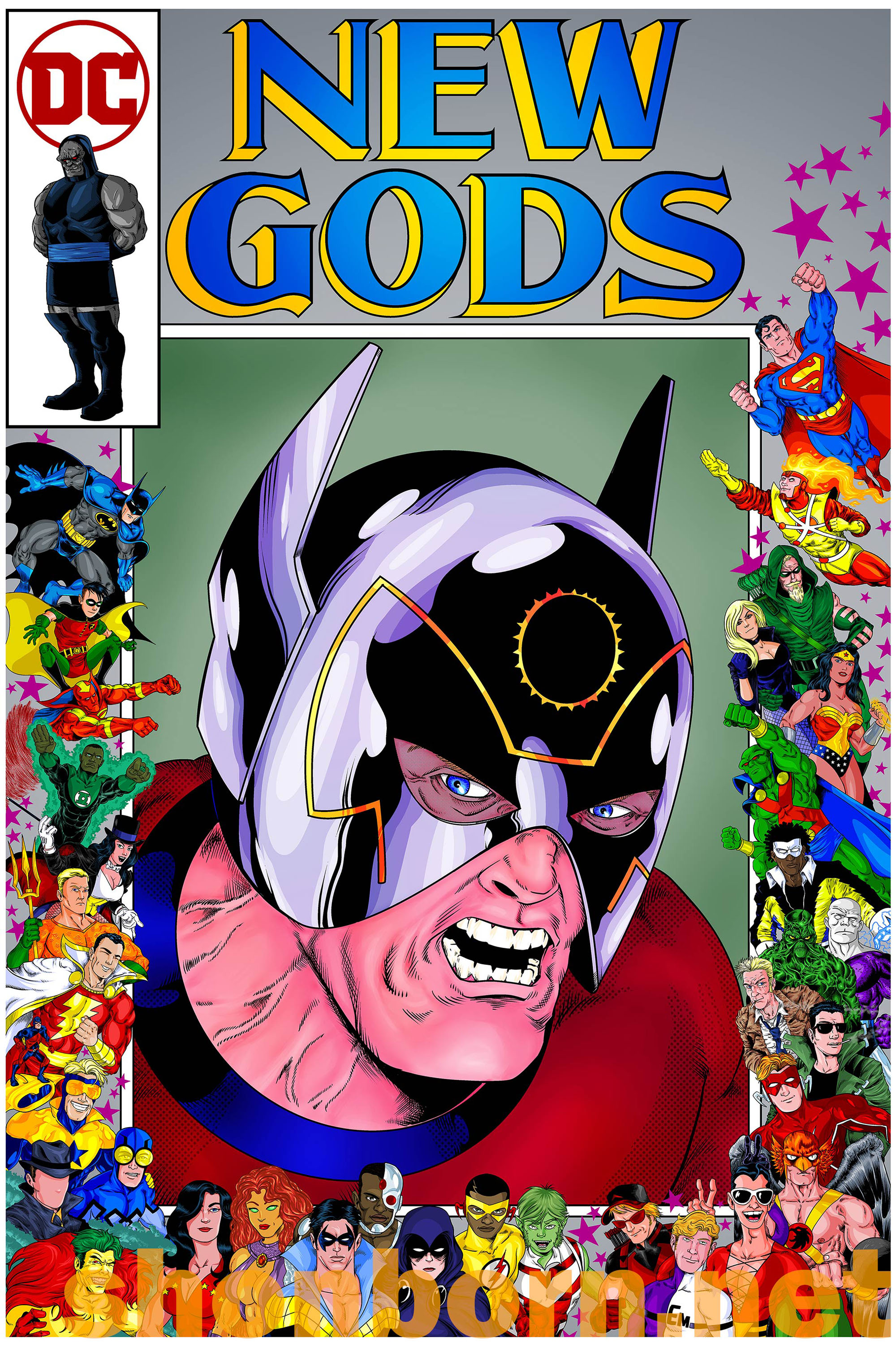 87. Orion of the New Gods