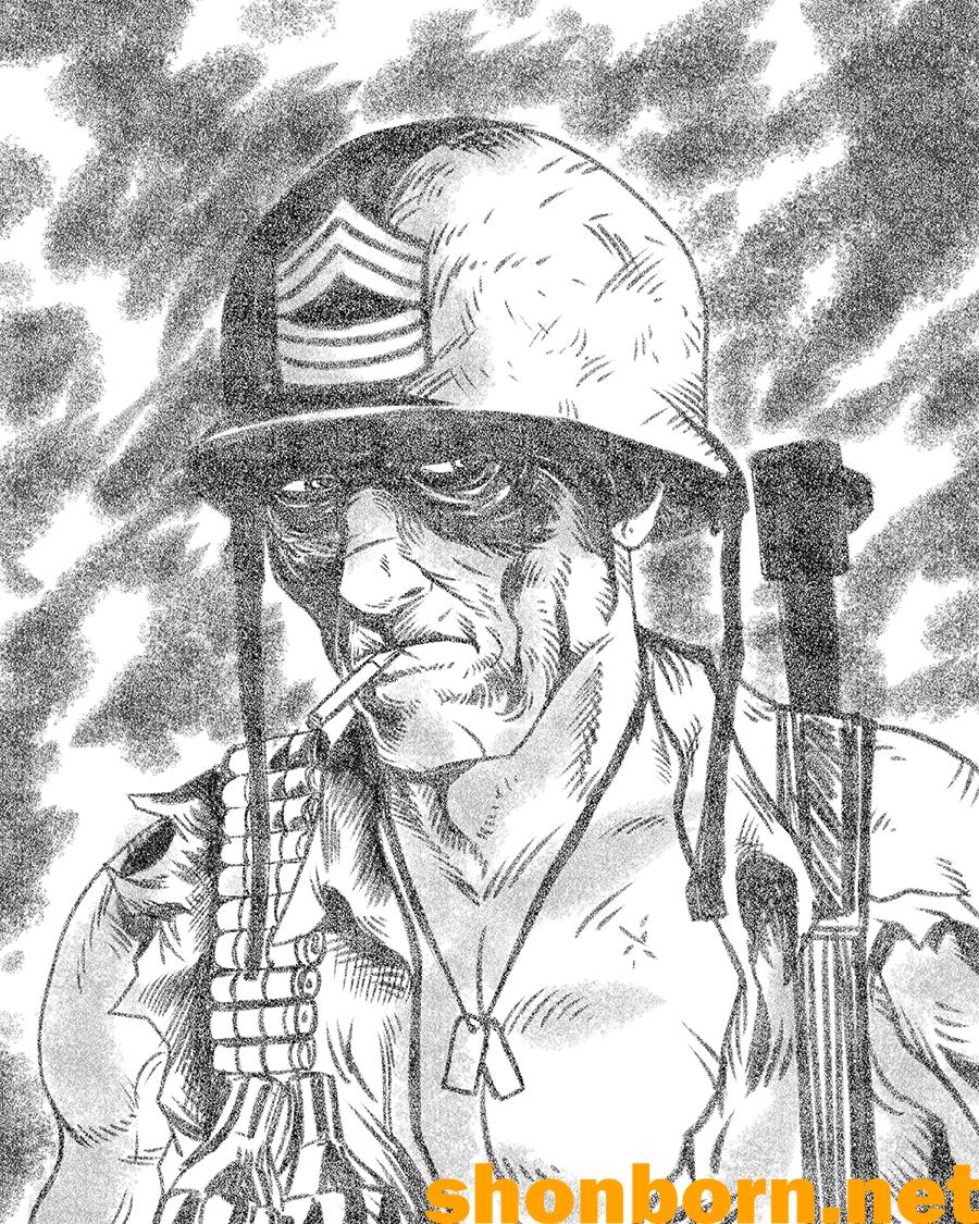 88. Sgt. Rock