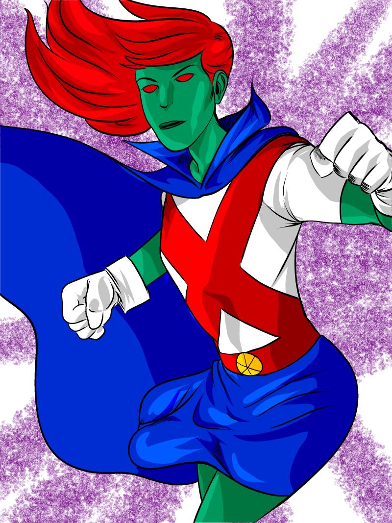 1427. Miss Martian