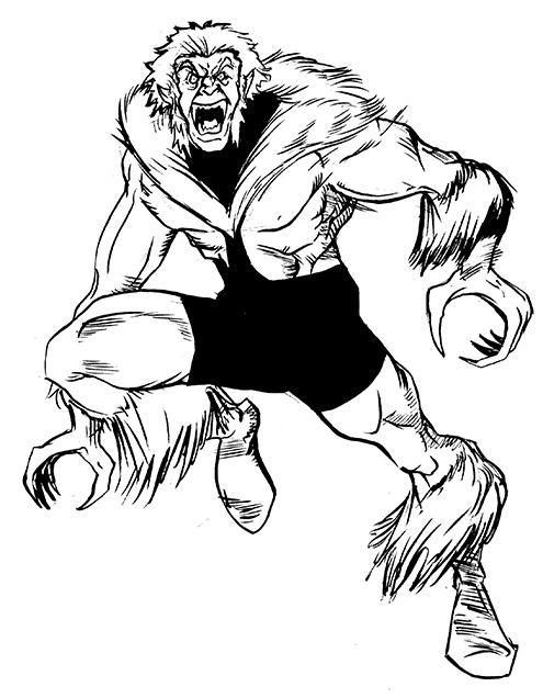 333. Sabretooth