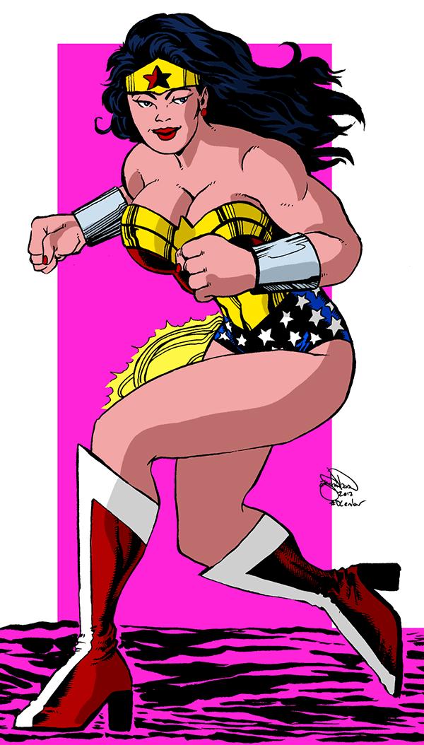 1065. Wonder Woman