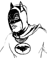 066 – Adam West Batman