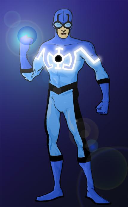 Ted Kord: Blue Lantern