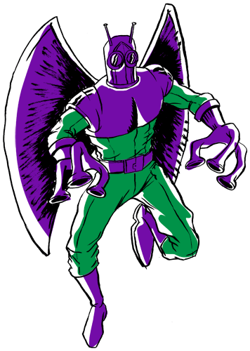 344 – The Beetle