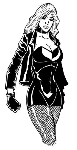 198 – Black Canary