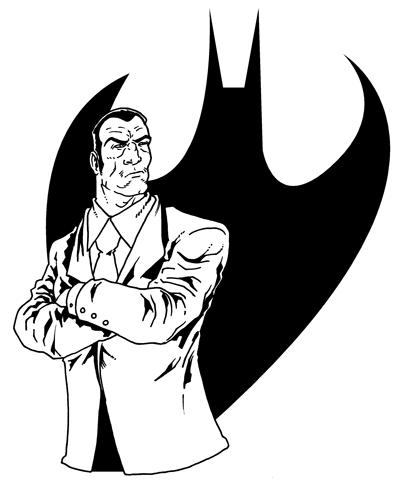 078 – Bruce Wayne