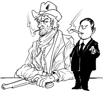 217 – Billy the Kid & Jeffrey, the Miniature Boy