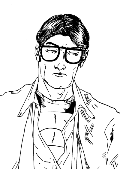 037 – Clark Kent